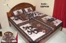 Sprei Batik Wayang Halus