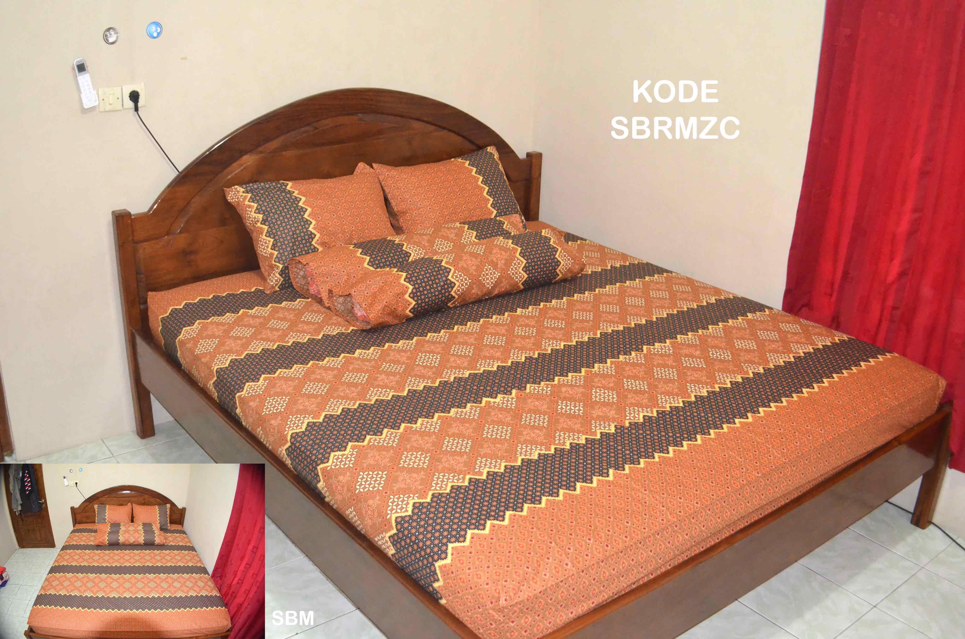 Sprei Batik Solo Murah